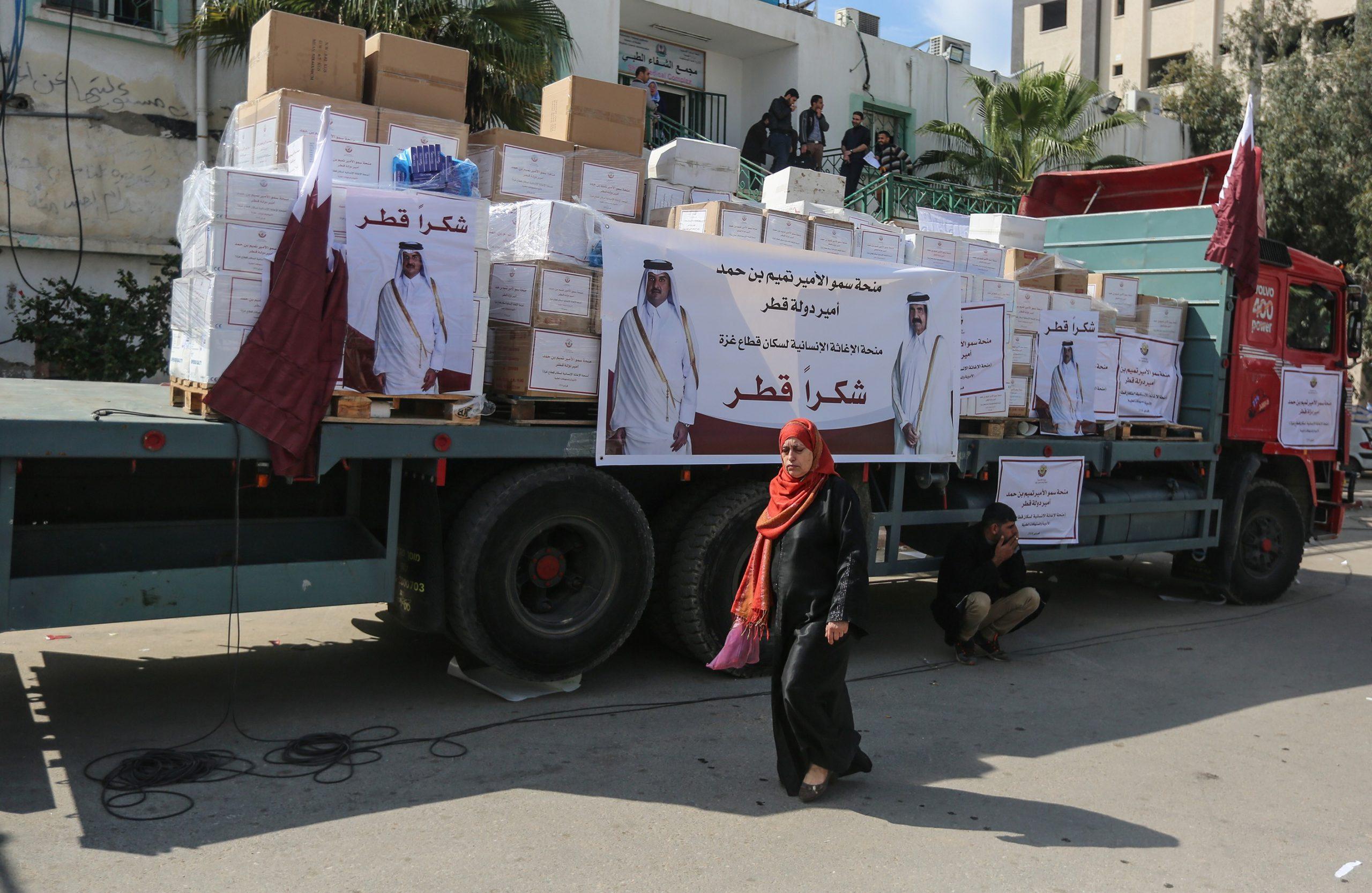 UN Official Hails Qatar's Humanitarian Support for Gaza Strip