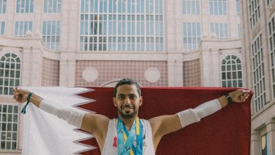 Qatari marathon runner becomes first 'Six Star Finisher' from GCC