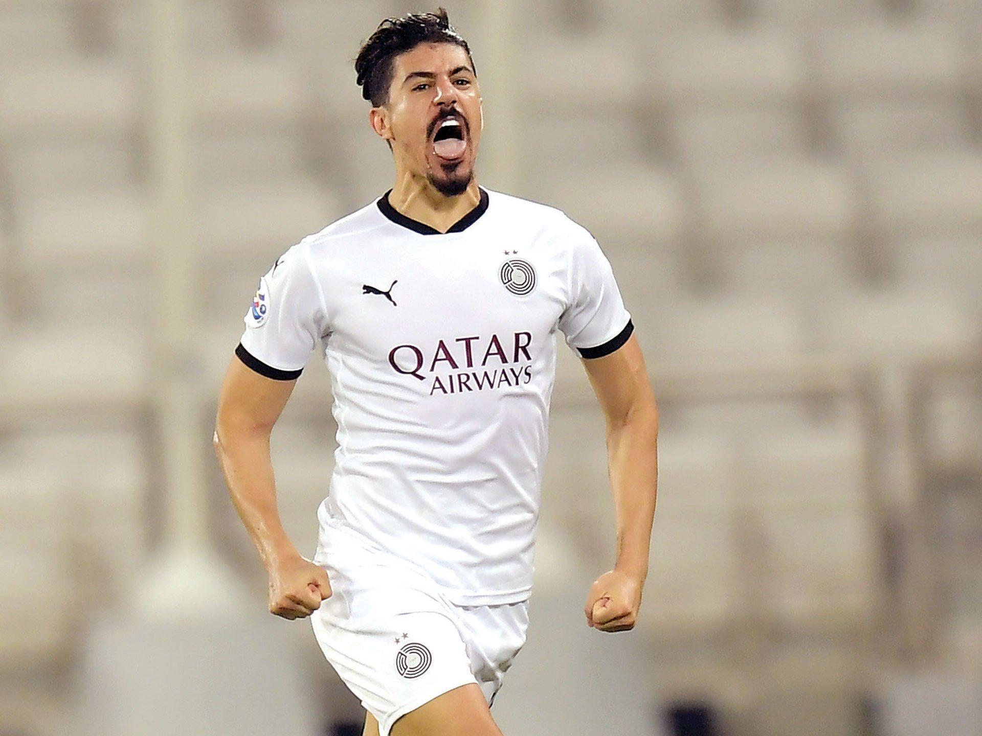 Algerian Bounedjah Ignites the Struggle for Scorer List Top