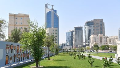 Shura Plaza Project Works Complete