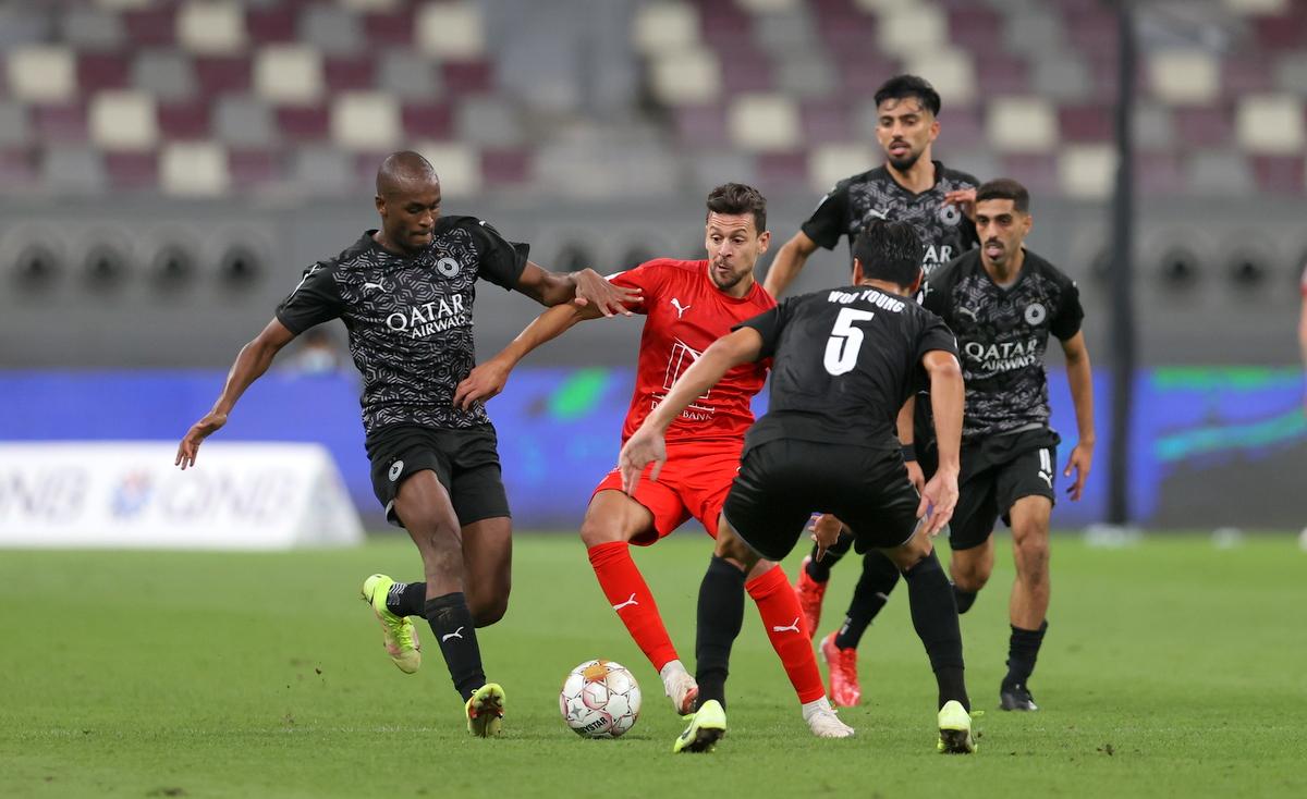 QNB Stars League: Al Sadd Crush Al Arabi 4-0