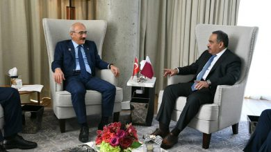 Minister of Commerce Meets Saudi and Turkish Finance Ministers