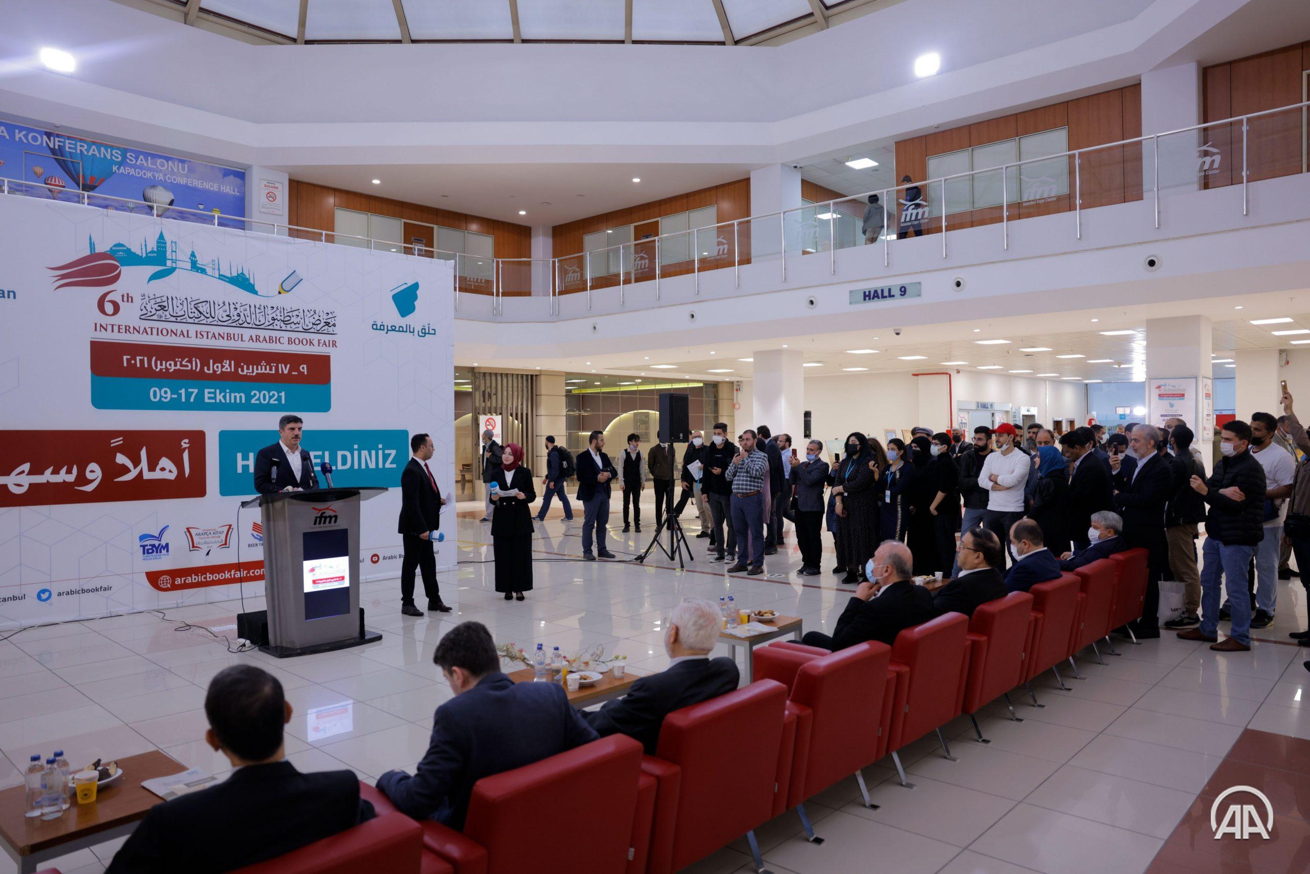 Qatar attends 6th Arabic Book Fair in Istanbul