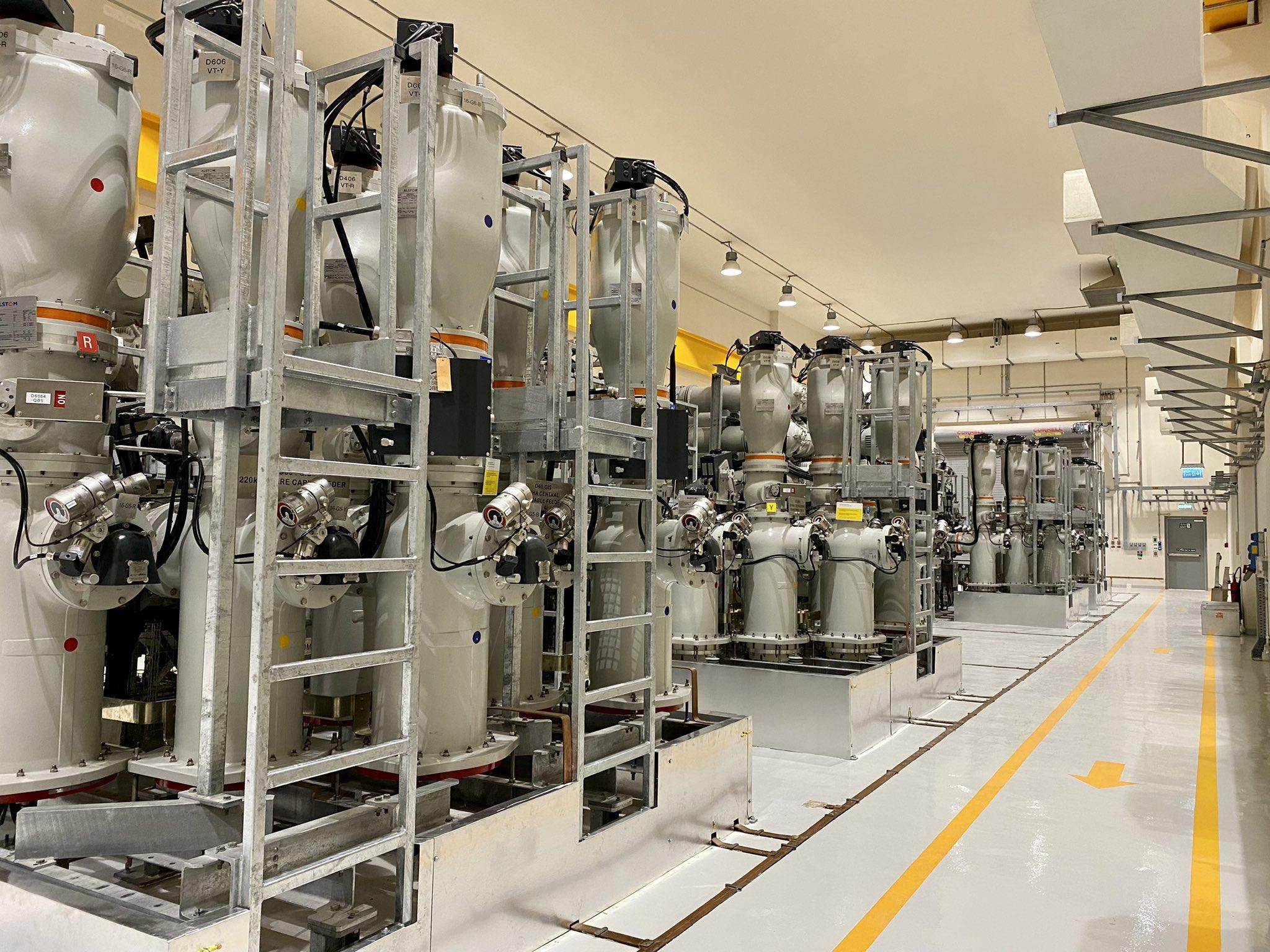 KAHRAMAA Inaugurates Hamad Medical City Super Substation
