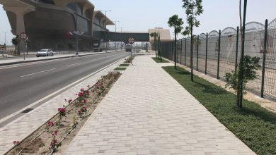 Ashghal opens road connecting QU metro