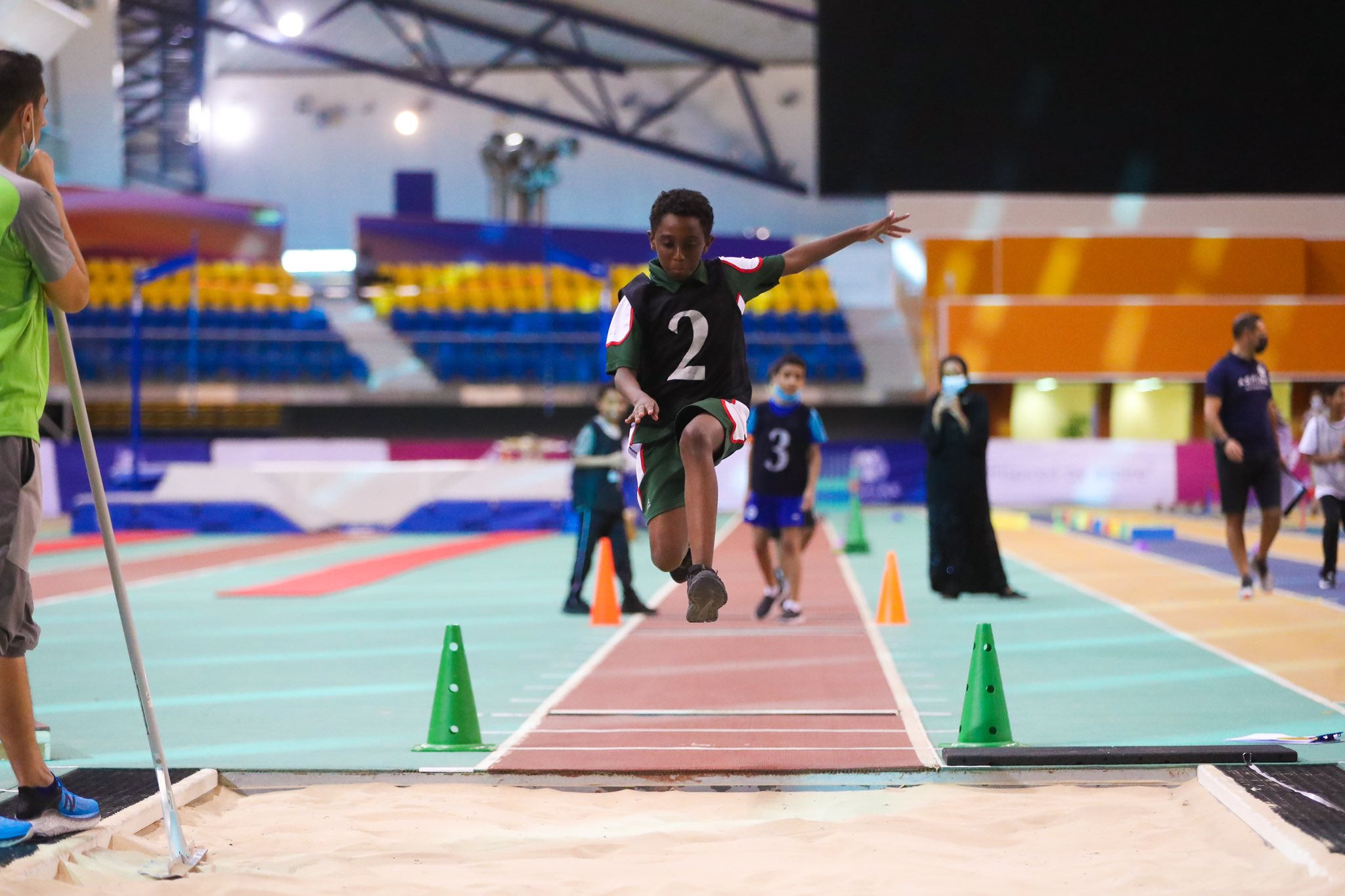 Aspire Academy Kicks-Off Pre-Academy Athletics Trials for Clubs