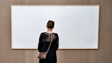$84,000 For Two Blank Canvases