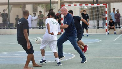 FIFA thanks Qatar for evacuating 100 soccer players from Afghanistan