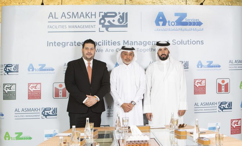 Al Asmakh Facilities Management merges with A to Z Services