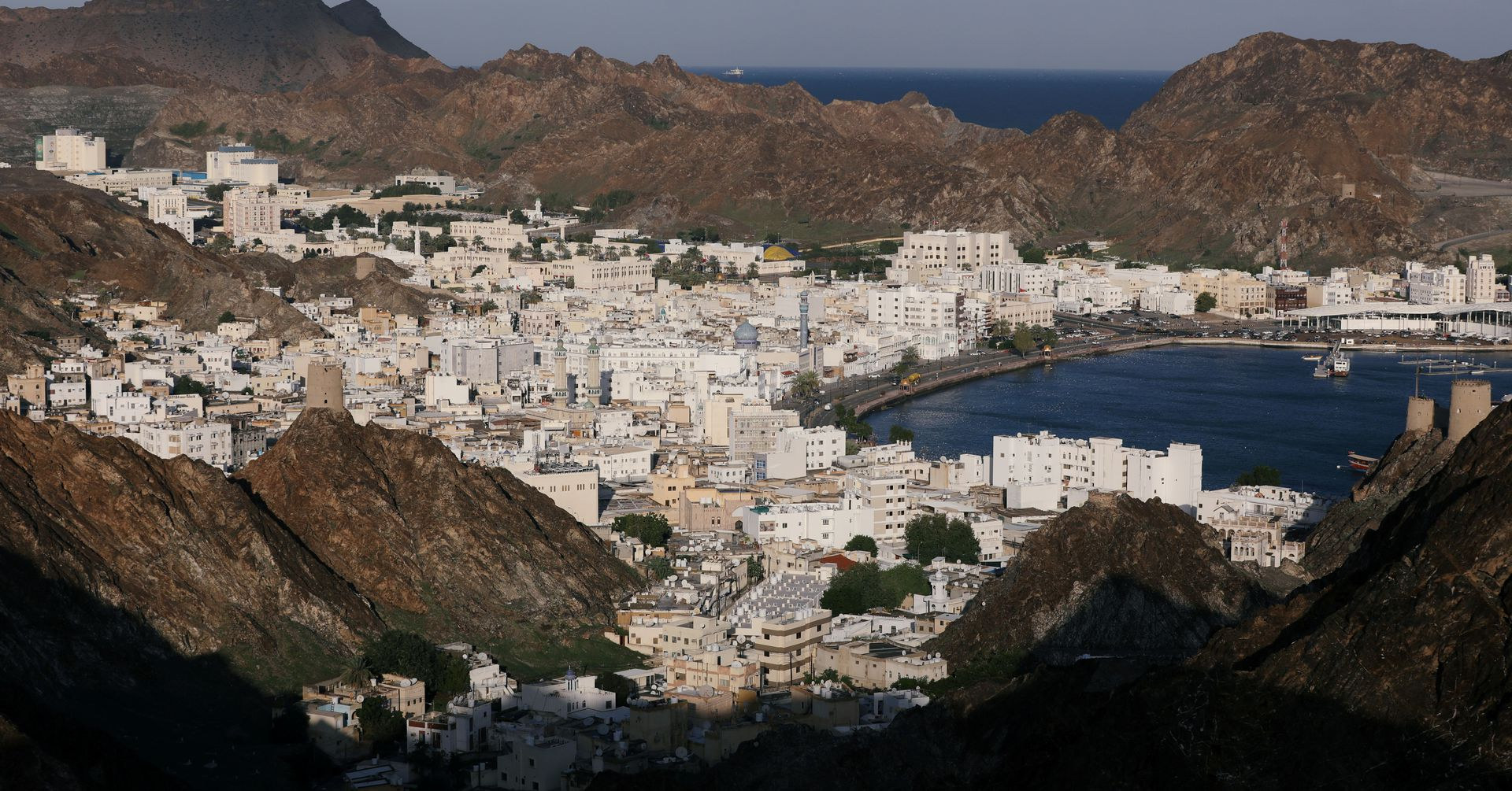 Oman Announces End of Direct Impacts of Cyclone Shaheen