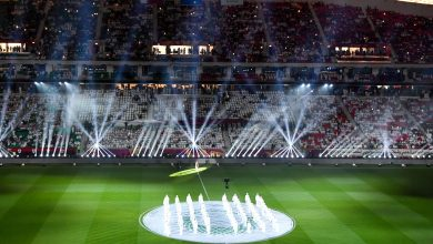 HH the Amir Cup Final Sheds Light on Al Thumama Stadium