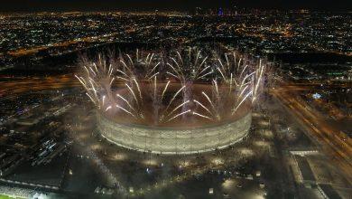 Al Thumama World Cup Stadium Inauguration Witnesses Three Creative Chapters
