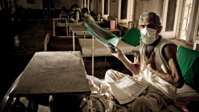 Tuberculosis deaths rise for the first time in more than a decade