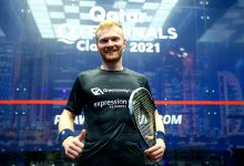 2021 Qatar Classic Squash Championship: Welshman McCain Qualifies for Quarter-Finals