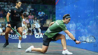 2021 Qatar Classic Squash Championship: New Zealander Coll Advances to Final