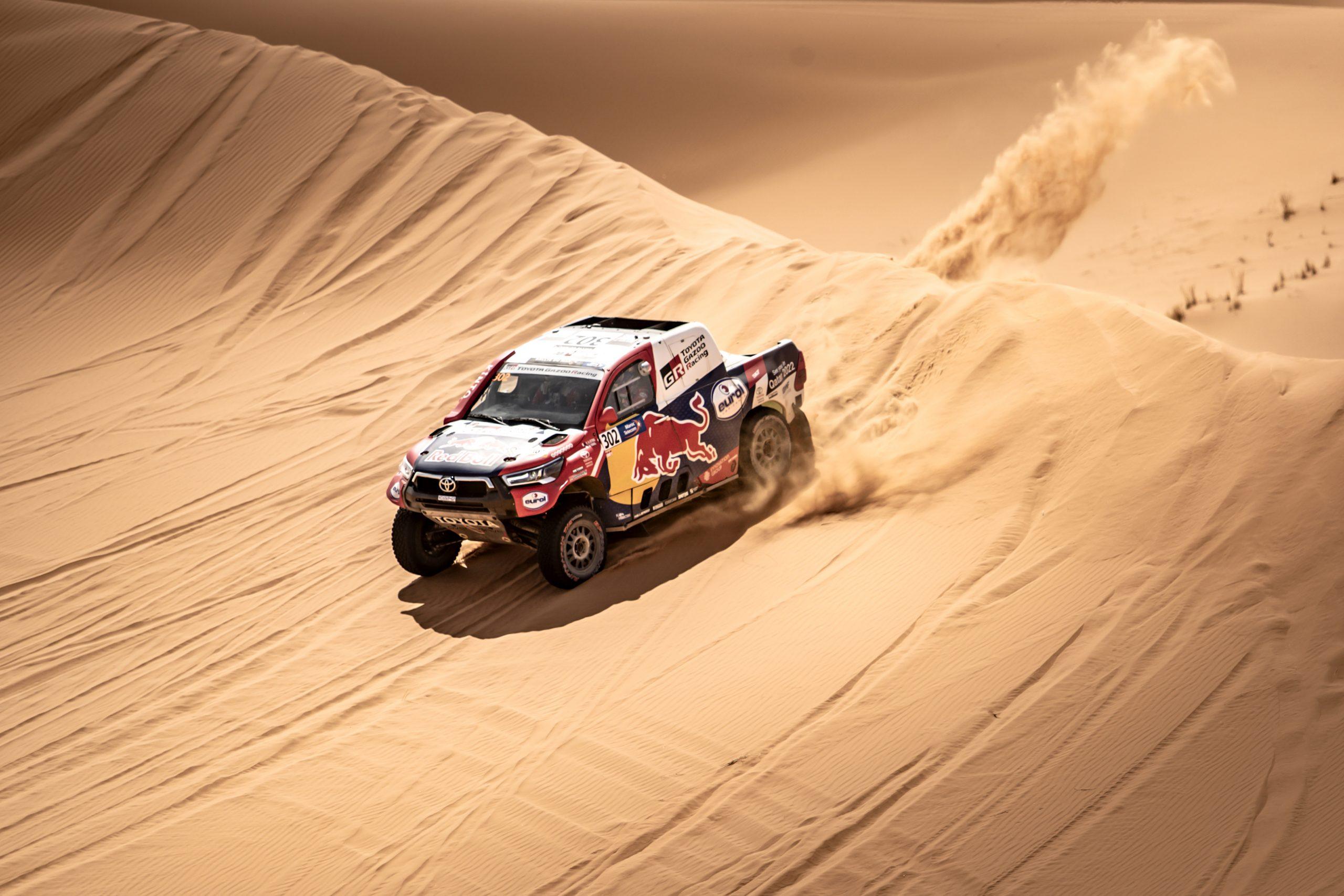 Rally of Morocco 2021: Al Attiyah extends lead