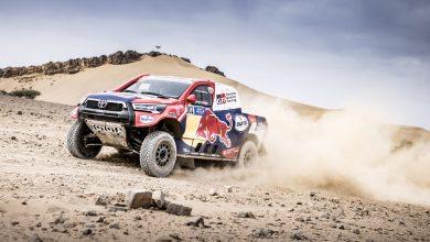 Rally of Morocco: Al Attiyah Wins Third Stage