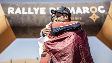 Al Attiyah Wins Morocco Rally and Leads Cross Country World Cup