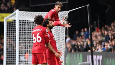 Sublime Salah steers Liverpool to 5-0 win over woeful Watford