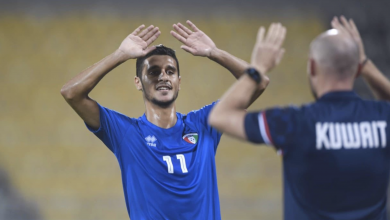 Qatar Olympic Team Tied with Kuwait Counterpart in Friendly Match