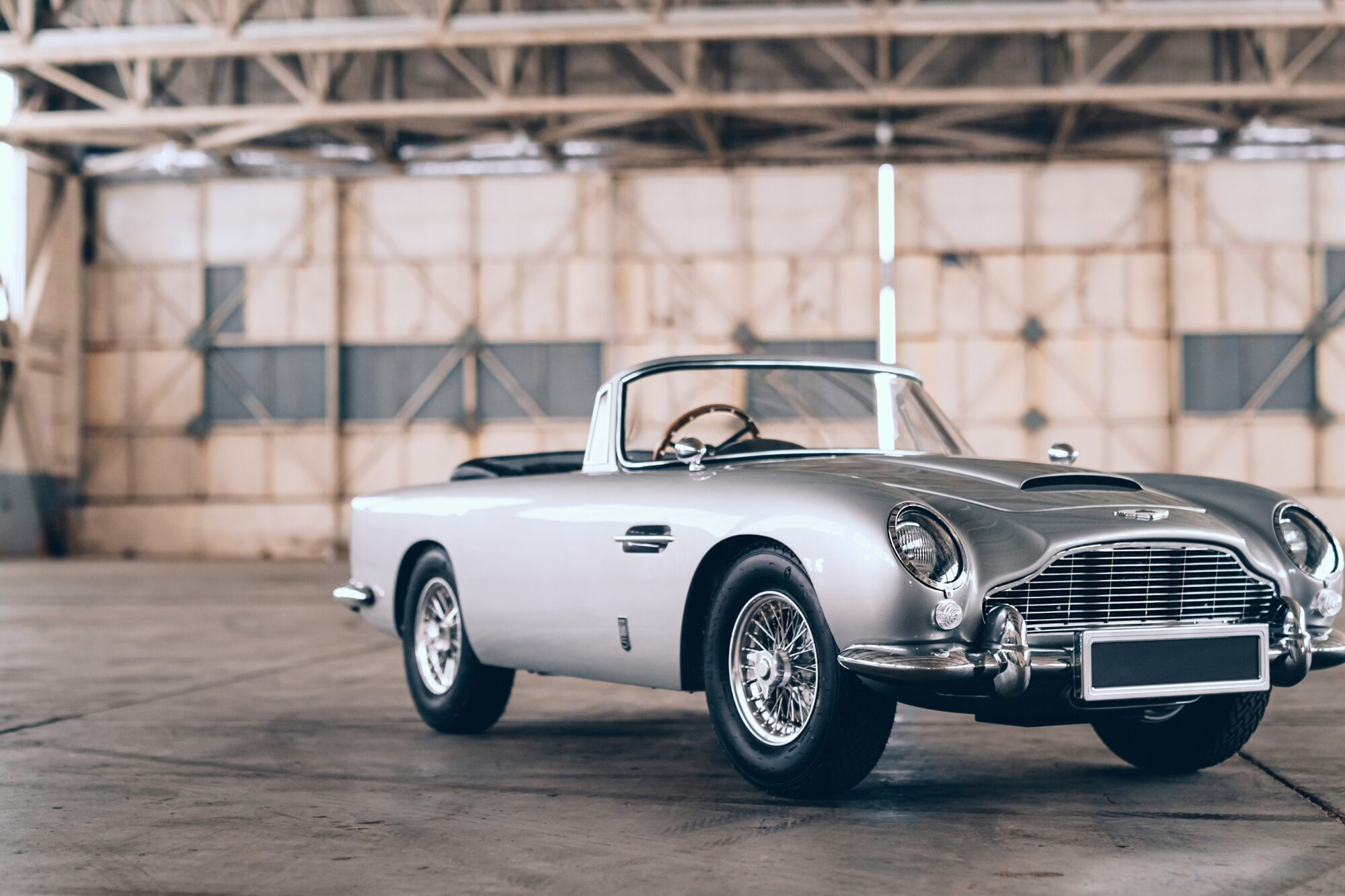 No time for the battery to die: Bond's Aston Martin goes electric