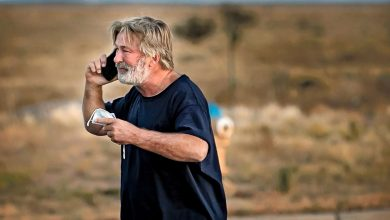 Alec Baldwin says 'my heart is broken' after fatal movie set shooting