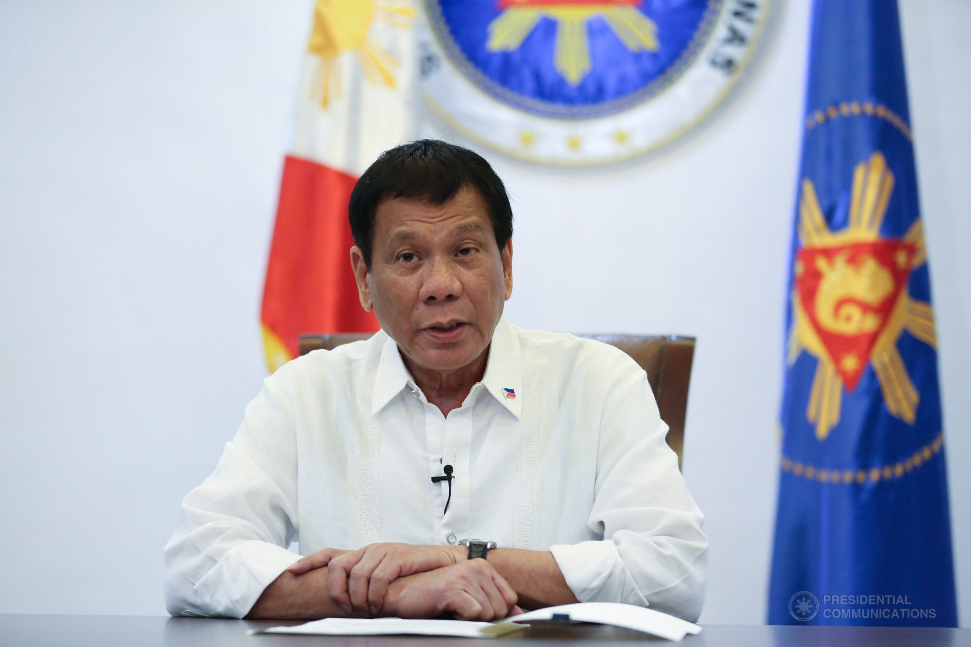 President of the Philippines Retires from Politics, Won't Run for Vice-President in 2022