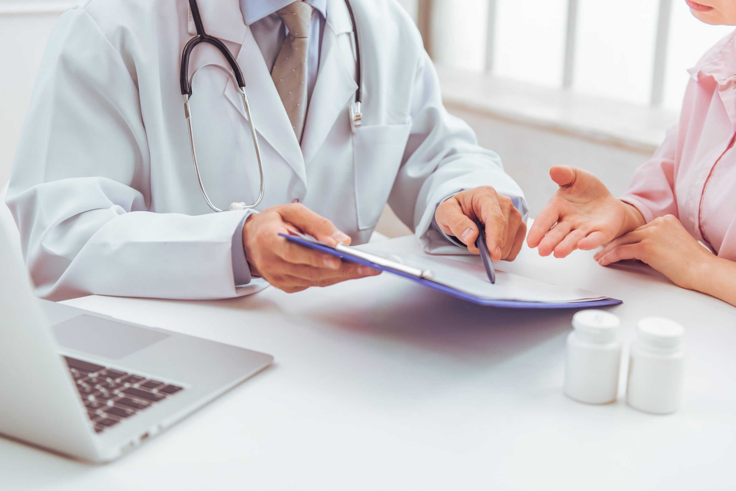 Patients have the right to sue the hospital if trainees attended examination without prior consent