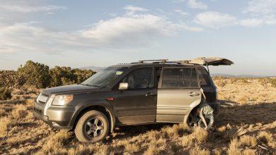 Camping season revives SUV market